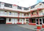 Hôtel Asnières-en-Bessin - Hotel Eisenhower (ex King Hôtel)-4