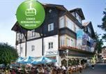Location vacances Oberstdorf - Sascha's Kachelofen-1
