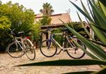 Hôtel Province de Sassari - Alghero in bicicletta-1