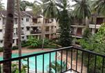 Location vacances  Inde - Mariano Gracinda resort-3