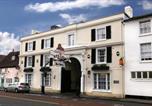 Hôtel Salisbury - Best Western Red Lion Hotel-4