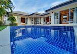 Location vacances Taling Ngam - Lipa Talay Ped - 2 Bed Private Pool Villa-1