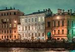 Location vacances  Russie - Apartaments на Фонтанке, 60-3