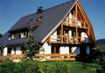 Location vacances Titisee-Neustadt - 4 Star Holiday House Hinterzarten-1