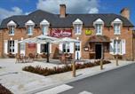 Hôtel Isdes - Auberge du Cheval Blanc-1