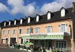 Hôtel Pyrénées-Atlantiques - Hotel du Commerce-1