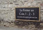 Location vacances Lierneux - La Ferme au Coin 1-2-3-4