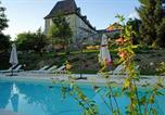 Hôtel Dussac - Chambre d'hôtes Au jardin de la Bachellerie-2