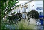 Hôtel Angoumé - Le Calypso-1