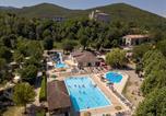 Camping avec Piscine couverte / chauffée Sampzon - Camping RCN La Bastide en Ardèche-1
