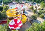 Camping 4 étoiles Gréoux-les-Bains - Camping Les Lacs du Verdon-1