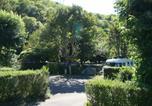 Camping avec Site nature Golinhac - Camping Qualité la Riviere-1