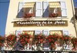 Hôtel Saint-Léons - Hostellerie de La Poste-4