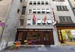 Hôtel Genève - Hotel St. Gervais-1