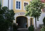 Hôtel Bayerisch Gmain - Schlosswirt Etting-2