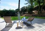 Location vacances  Gironde - Villa with 4 bedrooms in Arcachon with enclosed garden and Wifi 650 m from the beach-3