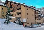 Location vacances Silvaplana - Apartment Chesa Munteratsch 311-1
