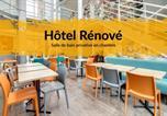 Hôtel Centre - Hotelf1 Bourges Le Subdray-3