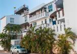 Location vacances Playa del Carmen - Simply Comfort. Stylish Las Palmas Apartments with Pool-1