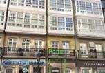 Location vacances  La Corogne - Apartament San Andrés centro-4