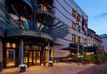 Hôtel Luxembourg - Hotel Parc Belair-1