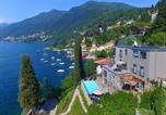 Location vacances Torno - Luxury villa on the first line of Lake Como-4