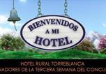 Location vacances Cercedilla - Hotel Rural Torreblanca-1