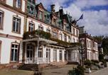 Hôtel Brumath - Château de Pourtalès-1