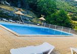 Camping avec Piscine Bagnols-les-Bains - Camping La Drobie-4
