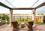 Location vacances Dubaï - Zenith- Palm Jumeirah- Villa Frond C-3