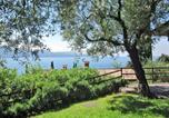 Location vacances Gargnano - Schöner Bungalow mit Terrasse und offenem Kamin, Pool bis max. 4 Personen, herrliche Sicht auf den See, oberhalb Gargnano am Gardasee-3