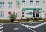 Hôtel La Vallée de la Gartempe - Hôtel Les Deux Porches-1