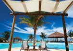 Hôtel Aquiraz - Hotel Dom Pedro Laguna Beach Villas and Golf Resort-1