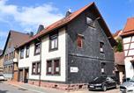 Location vacances Schmalkalden - Modern apartment in Steinbach-Hallenbergâ Thuringia, with barbecue-1
