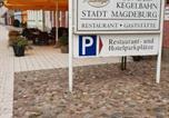 Hôtel Gorleben - Hotel Stadt Magdeburg-4