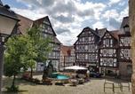Location vacances Rotenburg an der Fulda - Ferienwohnung Historischer Marktplatz-1