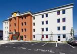 Hôtel Montélier - Premiere Classe Valence Nord - Saint Marcel Les Valence-1