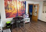 Location vacances Elda - Apto Fully Equipped 2 Rooms Next Hotel Elda-3
