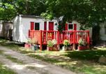 Location vacances Casteil - Mobil Home à l'ombre du train jaune-2