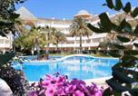 Location vacances Les Coves de Vinromà - Las Terrazas Apartamento Playa Cargador Albert Villas-2