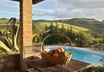 Location vacances Centuripe - San Todaro Countryhouse Swimming Pool-1