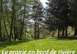 Camping avec Site nature Champagnac-le-Vieux - Flower Camping La Rochelambert-2