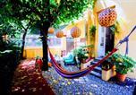 Hôtel Province de Barcelone - Garden House Hostel Barcelona by Feetup Hostels-4