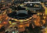 Location vacances Kielce - Klimatyzowany Apartament Paris-3