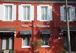 Hôtel Saint-Pastour - Hôtel La Résidence-3