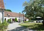 Hôtel Saint-Amand-Montrond - Maison Les Galettes-1