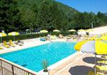 Camping avec Piscine Digne-les-Bains - Camping Les Eaux Chaudes-2