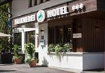Hôtel Brand - Hotel Falknerei Galina-2