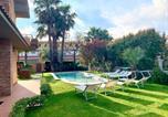Location vacances Trecastagni - Villa with 5 bedrooms in Trecastagni with private pool and Wifi-1