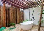 Location vacances Tulum - Casa Wahh-3